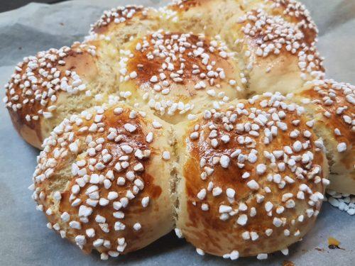 Brioche très facile et ultra moelleuse ! lilygourmandises blog culinaire