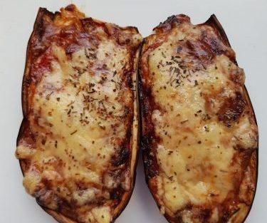 recette aubergines gratinées lilygourmandises
