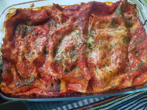 Lasagnes faciles et rapides lilygourmandises