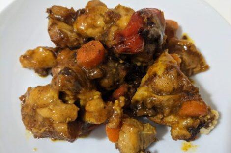 Parguit au cookeo, parguit repas, recette cookeo, lilygourmandises recette, recettes faciles, recettes de chabbat, plats de chabbat