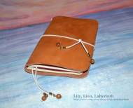 Tooling Leather Journal Cover