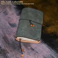 Goatskin, Tooling Leather, Olive Wood