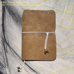 Reclaimed Suede Leather, Pyrite