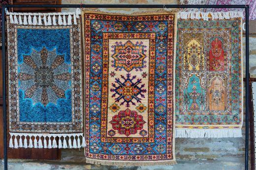 tappeti uzbekistan come riconoscere originali