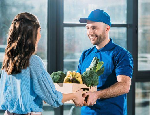 consegna domicilio frutta verdura