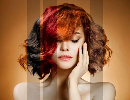 come scegliere colore giusto capelli secondo tono pelle