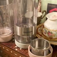 *MyTeaItem*「わたしのテイスティングポット♪& 美味しい紅茶の作り方♬」/ビタントニオ [ツイスティー]