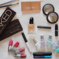 Beauty Favourites 2016