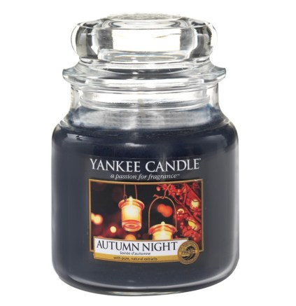 Yankee Candle_Autumn Night