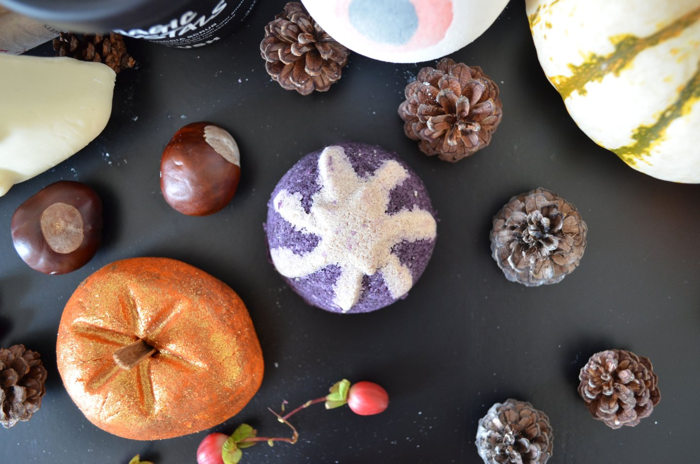 Lush Halloween Lush's Halloween collection