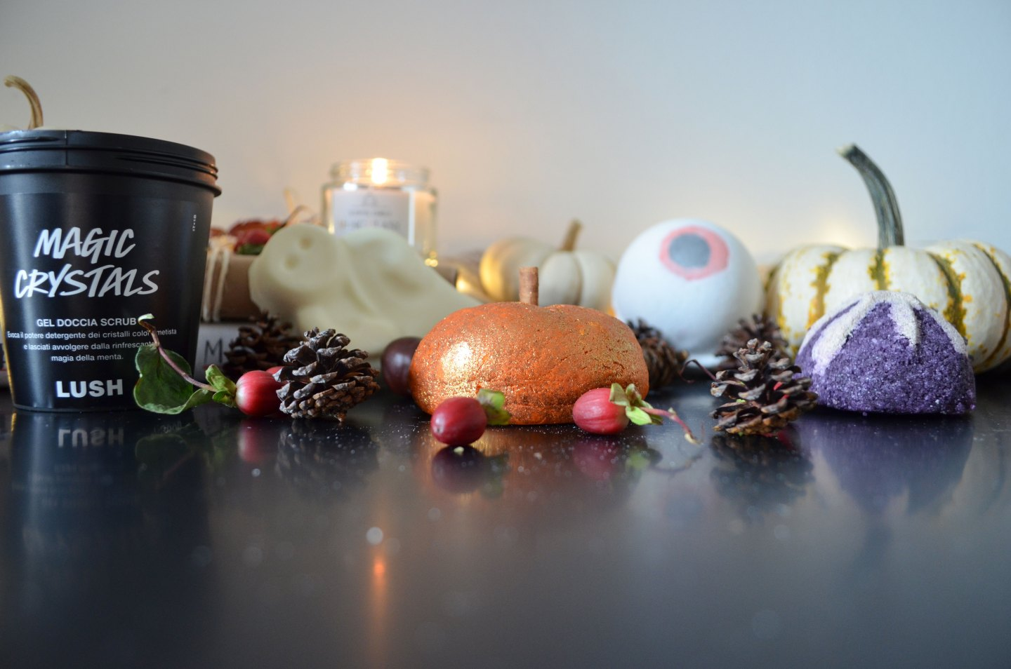 BEAUTY: TOP PICKS FROM LUSH'S HALLOWEEN COLLECTION