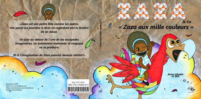 Couverture ZAZA Blog