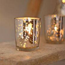 Antique silver tealight holders - Lily Special Events, event and wedding decor in Glasgow, South Lanarkshire and the west of Scotland
