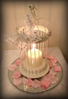 Birdcage Centrepiece, South Lanarkshire - Lily Special Events