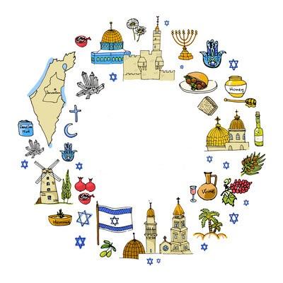 illustration israel