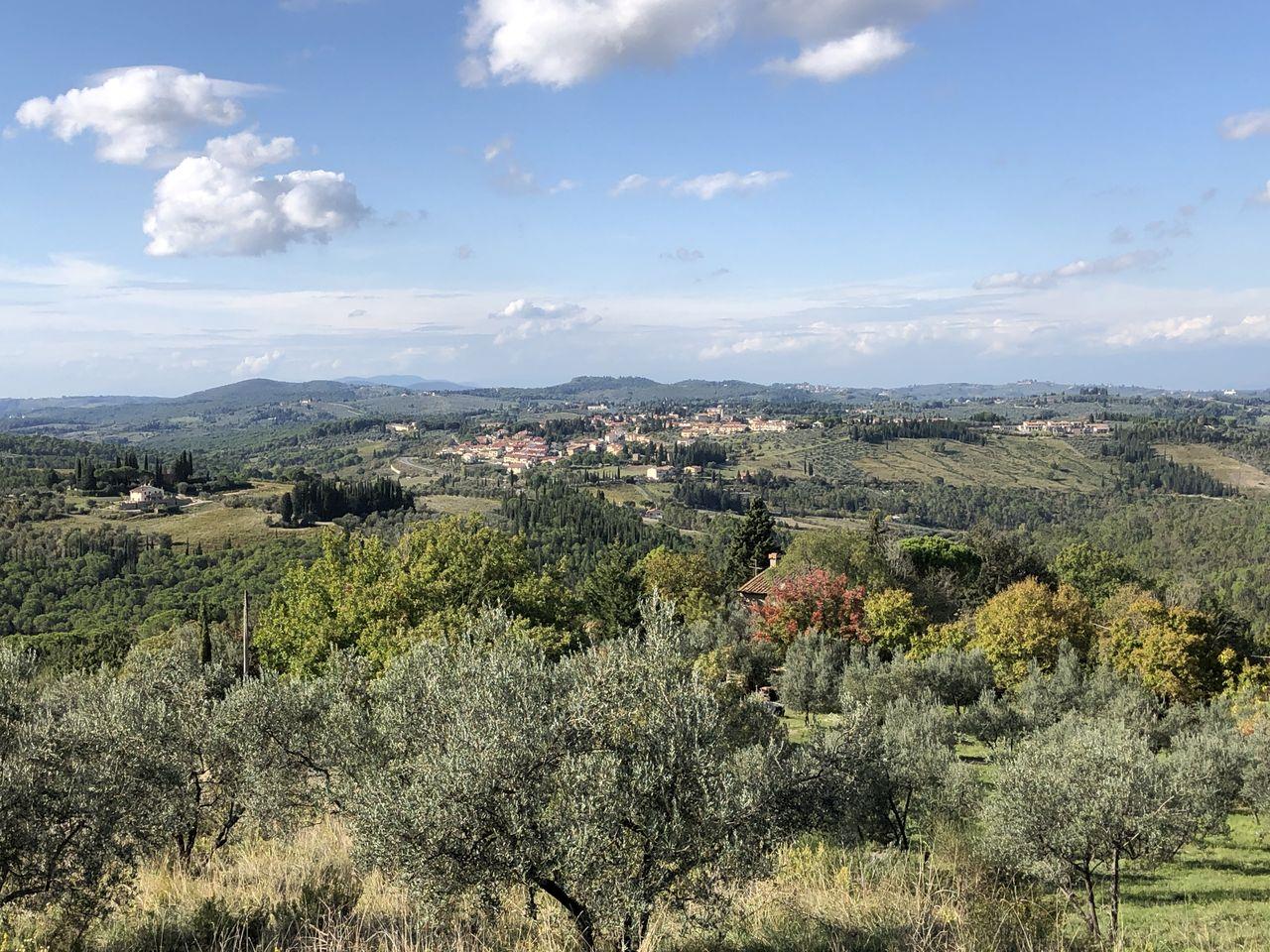 toscane - la vallée de chianti (4)