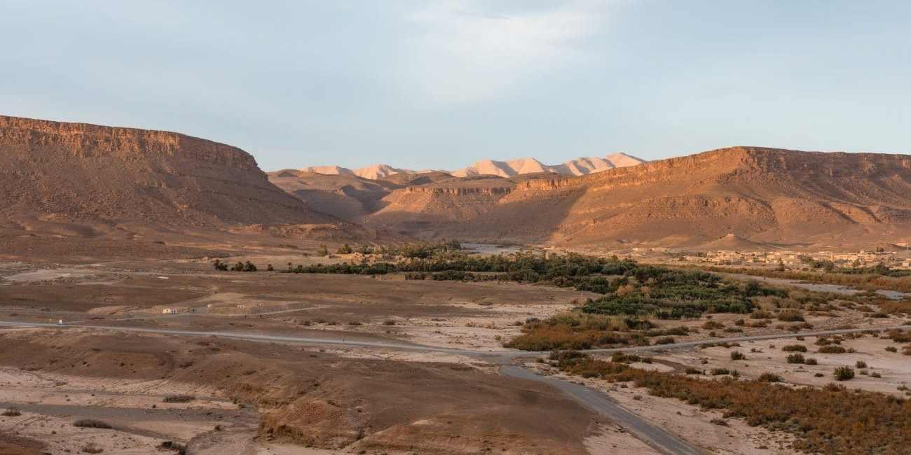 Le Maroc en Van on traverse le moyen atlas jusqu'à Figuig