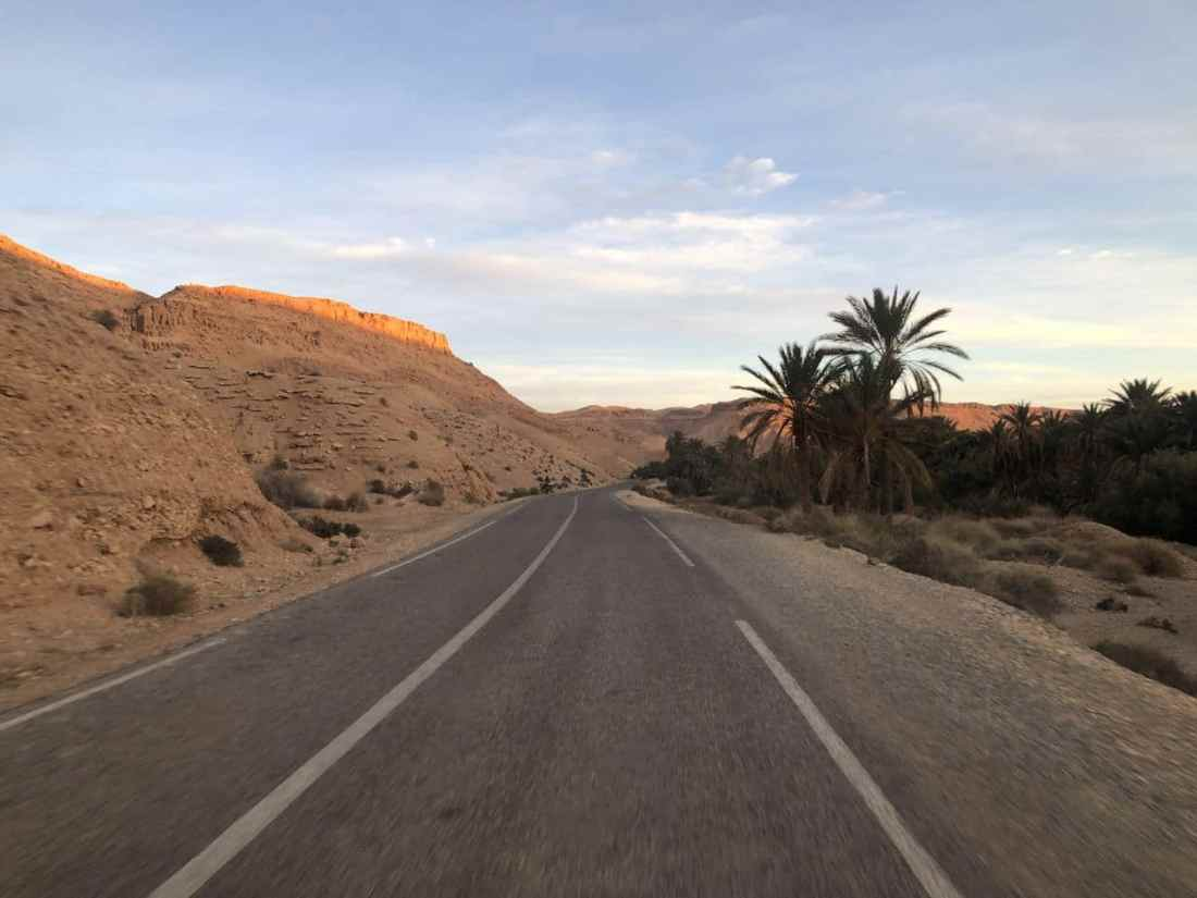 Le Maroc en van - on traverse le Moyen Atlas jusqu'à Figuig
