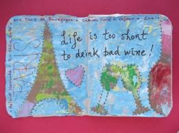 Paris, France, Wine