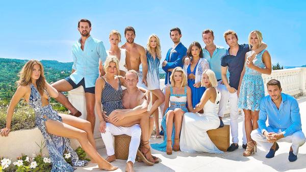 Cast of Made in Chelsea in the south of France