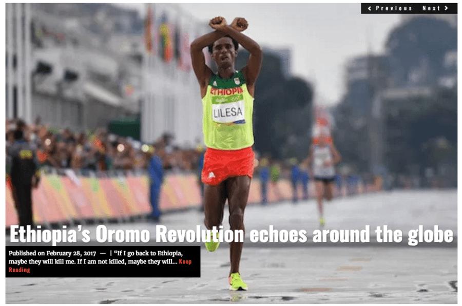 Image Oromo Lima Charlie story