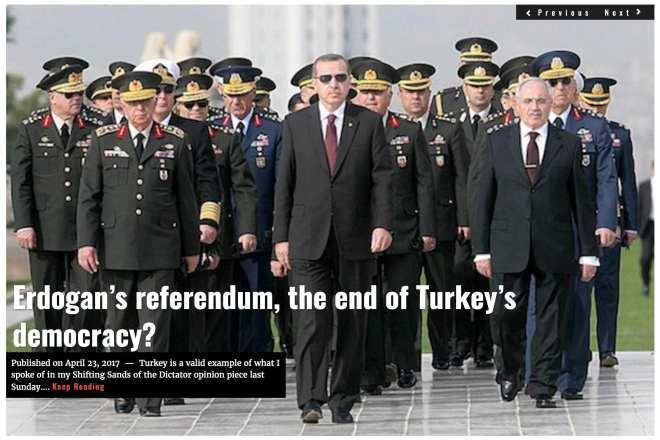 Image Lima Charlie News headline Erdogan referendum J.Sjoholm APR22