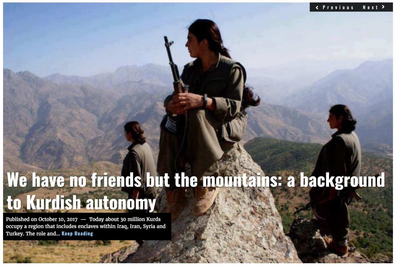 Image Lima Charlie News Headline Kurds Busch Part 1 OCT10