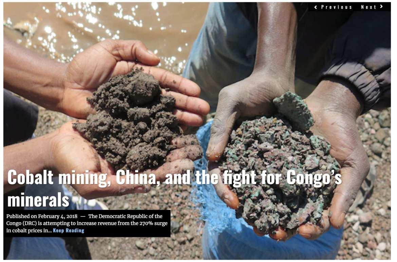 Image Lima Charlie News Headline Cobalt mining FEB 4 2018