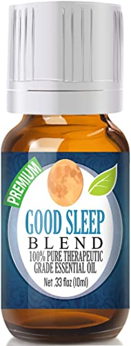 healing solutions essential oil for sleep