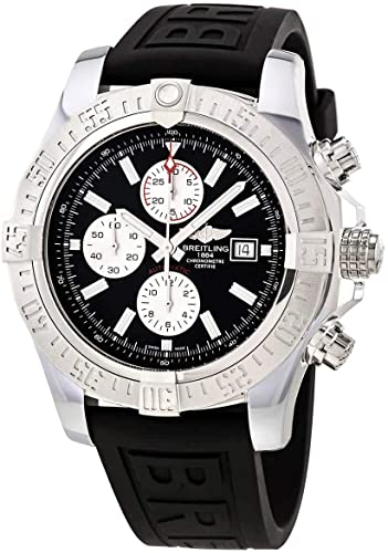 Watches for Men: Breitling Super Avenger II Automatic Chronograph Men s Watch A13371111B1S2 (Breitling Watches for Men), (Breitling).