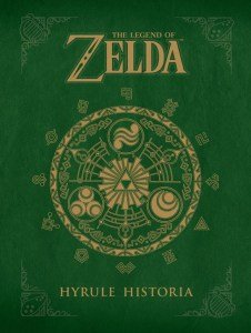 The-Legend-of-Zelda-Hyrule-Historia-Book