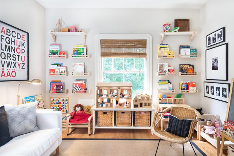 20 Quartos De Brinquedos Para As Crianças Se Divertirem