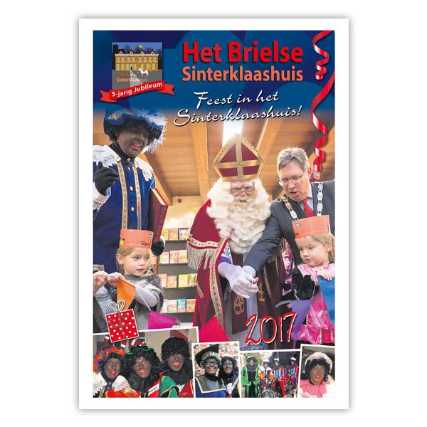 Lime Creations reclame grafisch ontwerp en websites Brielle Het Brielse Sinterklaashuis