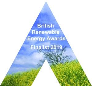 Awards Finalist Logo 2019