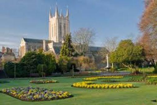 Bury St Edmunds view