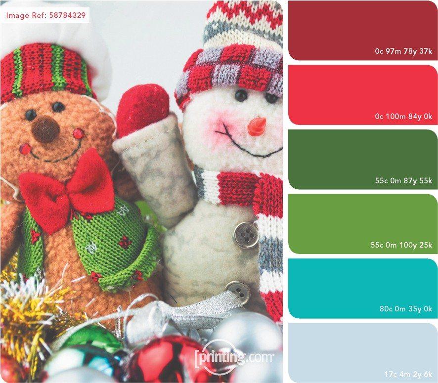 December-palette