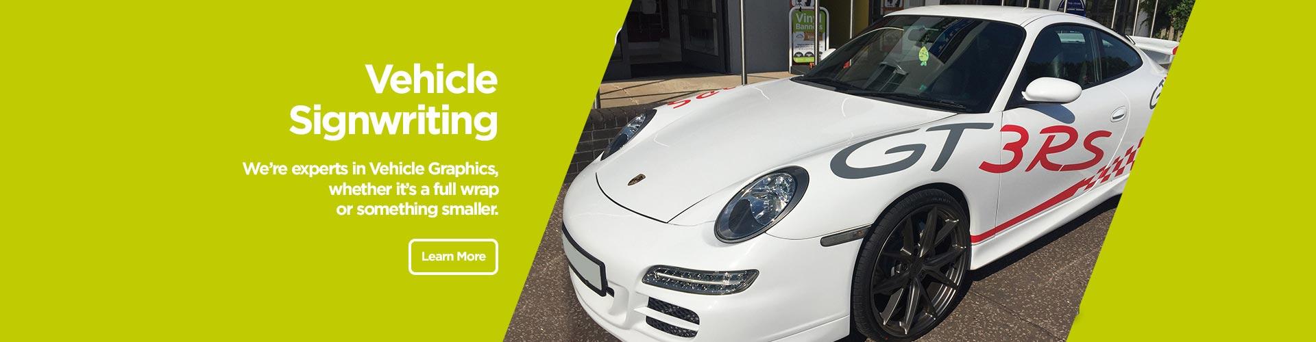Vehicle Graphics Bury St Edmunds