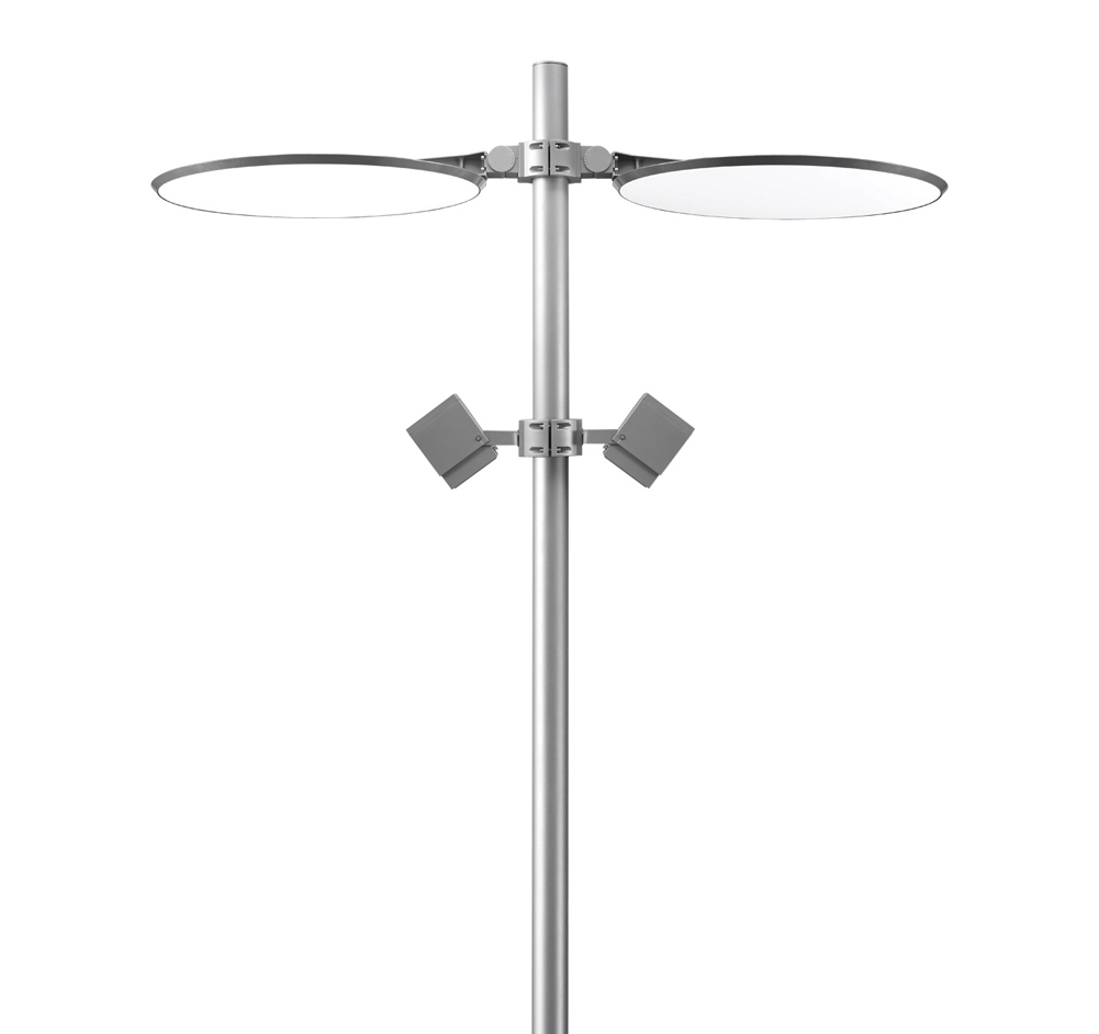 Indirect Pole Array