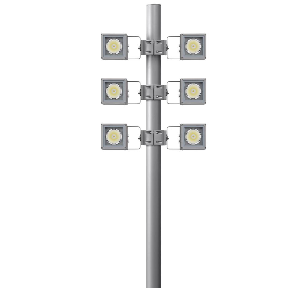 Pole Clamp Array