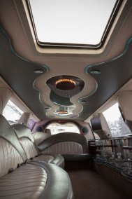 Limelight Limo Saskatoon Best Limo Interior