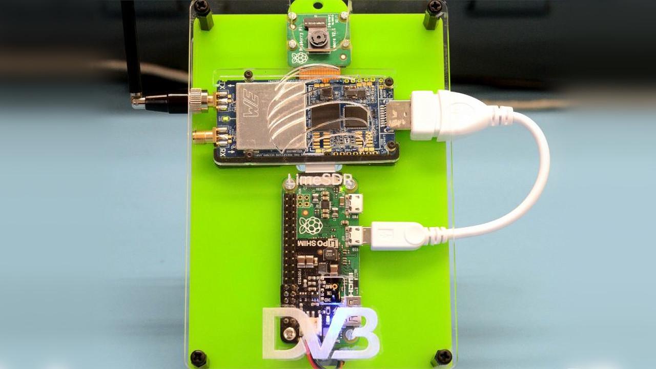 Raspberry Pi DVB Transmitter
