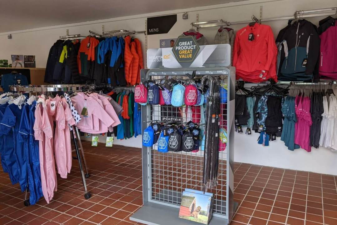 Barnagh Greenway Hub   Locomotion Bike Rental Depot   Outdoor Wear Shop