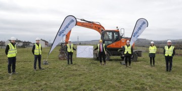 Main contract works begin on Coonagh to Knockalisheen Road project