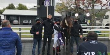 18-year-old Wesley Joyce records 50/1 winner in Sligo