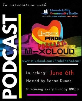 Limerick Pride podcast