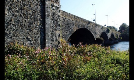 Athlunkard Bridge – The Link to County Clare