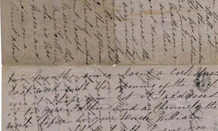 Victorian lady Eleanor McGhie, writes in 1873