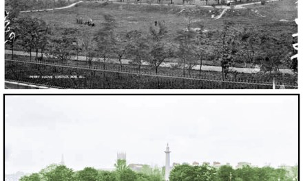 People's Park Colourised