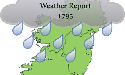 Dr Crumpe's September 1795 Weather Report