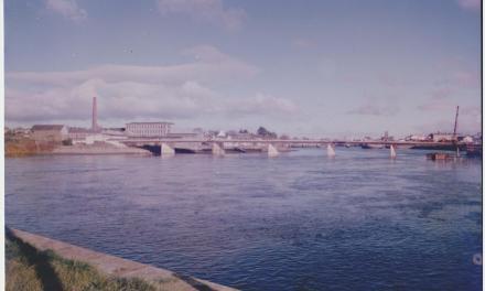 Shannon Bridge – The last bridge on the Shannon